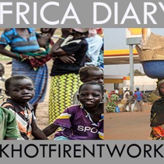 CALMIE AFRICAN DIARY - BURKINA FASO POLITICAL LANDSCAPE AS ELECTIONS DRAW CLOSER