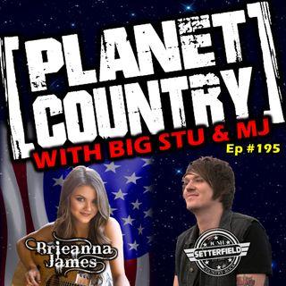 #195 - Brieanna James and Josh Setterfield