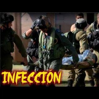 INFECCIÓN Creppy Historias De Terror - REDE