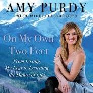 Amy Purdy On My Own Two  Feet