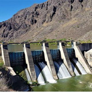 AMLO ofrece revisión al tratado de aguas con EU