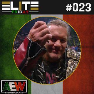 Elite Friday - Episodio 023