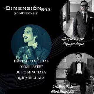 JULIO MINCHALA || COSPLAY || JOKER || ANIME || EL COMEMUERTO