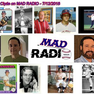 MAD Radio Show 02 David Clyde