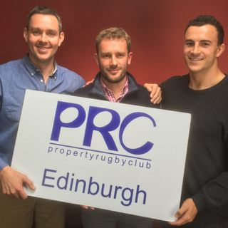 Episode 14 - With Jamie Farndale Scotland, 7s Captain and Richard Simpson, MD of digital media agency Tayburn