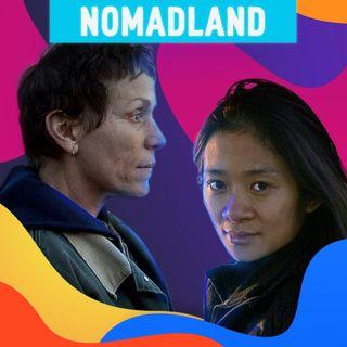 #01 - Falando de Nomadland: Indicados ao Oscar 2021