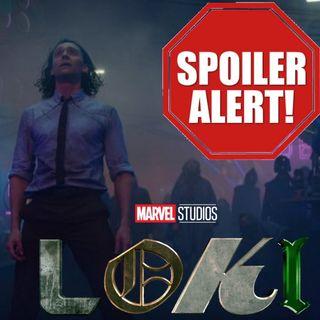 Episode 50 - Loki Episode 3 REVIEW