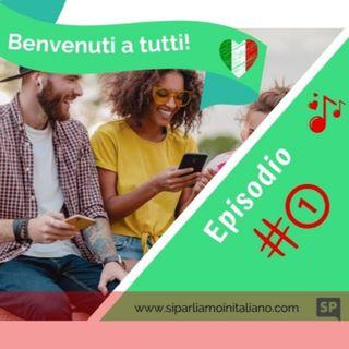 Sì Parliamo in Italiano