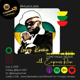 Leroy Krome - Jamaica