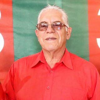 El candidato: Jorge Vera, Partido Sociedad Patriótica