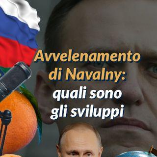 Avvelenamento di Navalny: quali sono gli sviluppi?