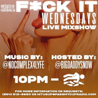 FxCk It Wednesdays Ladies Nature