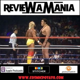 Episode 3: Wrestle-Mania 3
