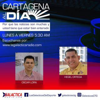 Cartagena Al Día Emisión 01 septiembre/20