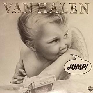 Van Hallen - Jump (My music on tape)