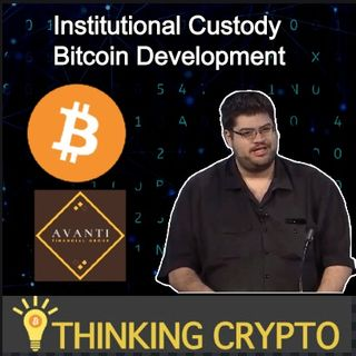 Interview: Bryan Bishop CTO Avanti Bank - Bitcoin Development & Scalability - Bitcoin Vaults - US Crypto Regulations
