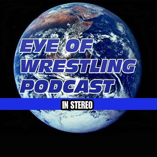 Eye OF Wrestling Podcast Dangerous Danny Davis Interview