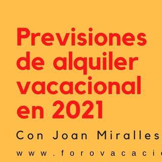 Previsiones alquiler 2021