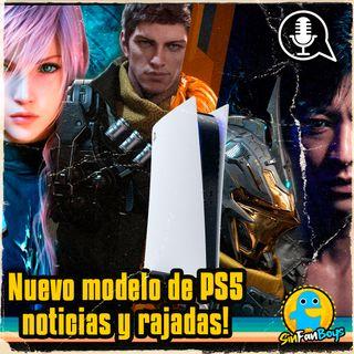 SinFanBoys Cap13-Nuevo modelo de PS5 y rajamos de otras noticias