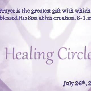 Healing Circle Meditation 7/26/15