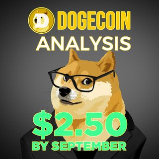 94. Dogecoin Analysis | $2.50 by September?