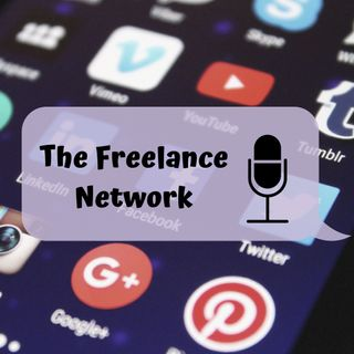 Mike Anderson Interview - The Freelance Network Podcast Episode 12