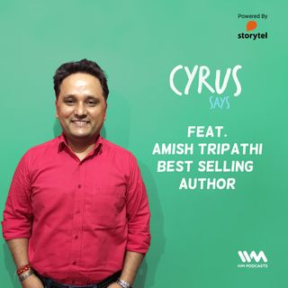 Ep. 393: Feat. Amish Tripathi