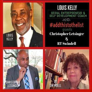 Mindset for Black Entrepreneurs on Black Wall Street Today ( #BlackWallStreetToday by #BlackBRAND )