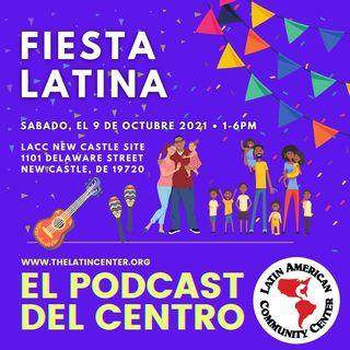 ¡Celebremos el Mes de la Herencia Hispana con una Fiesta Latina!