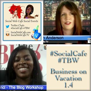 #SocialCafe #TBW 1.4 * Vacations
