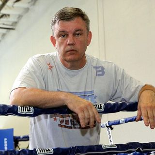 Ringside Boxing Show: Teddy Atlas on ring deaths, PEDs, P4P, all-time greats, Cus & Tyson in a whirlwind 90 minutes