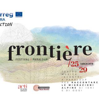 "Marco Revelli ""Festival Frontière"""