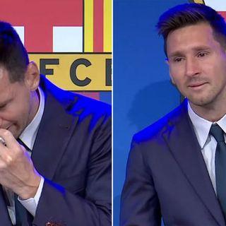 Discurso íntegro de despedida de Messi