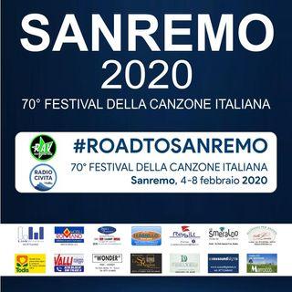 Sanremo 2020 #ontheroad