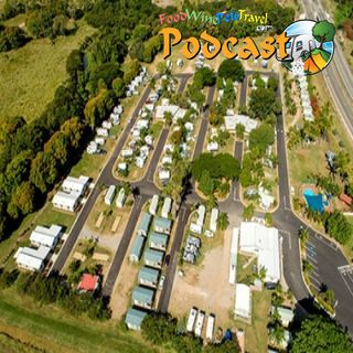 Why Would You Stay In A Caravan Park? - Brian & Kaye