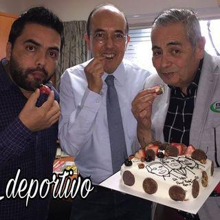 """""""Como dijo el Padre Bruno"""" Espacio Deportivo de la Tarde 06 de Octubre 2021"""