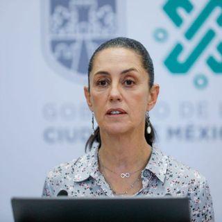 CDMX contempla mantener medidas: Sheinbaum