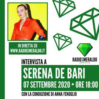 Serena De Bari   Intervista