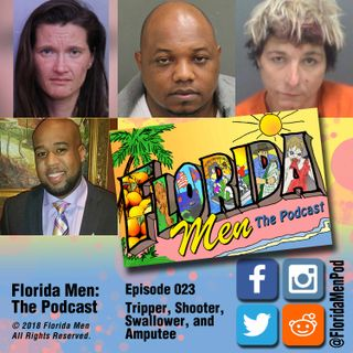 E023 - Tripper, Shooter, Swallower, and Amputee with Lauren and Ken from Paradise After Dark