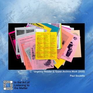 Urgent Publishing, listening with Miriam Rasch (AUAS / INC)