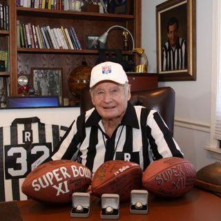 NFL Legends Show:Guest Legendary NFL Referee Jim Tunney
