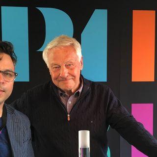 Söndagsintervjun i Almedalen med Bengt Westerberg