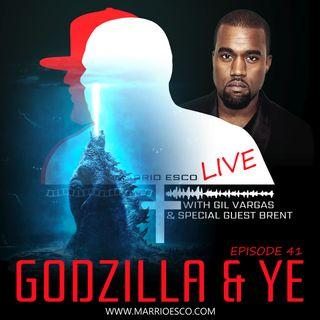 Episode 41 | Godzilla & Ye