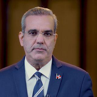 Discurso presidente Luis Abinader