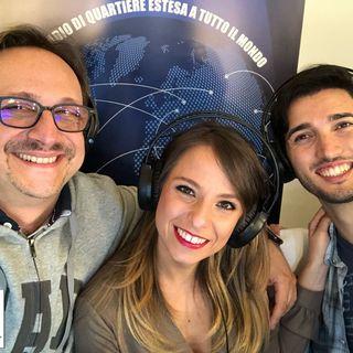 227 - Dopocena con... Valentina Favazza e Flavio Aquilone - 05.04.2018