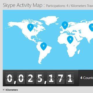 Behind the Scenes Microsoft Global Education SkypeaThon 2016.