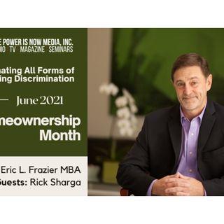 The Power Is Now Homeownership Series - Rick Sharga