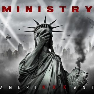 Metal Hammer of Doom: Amerikkkant Review
