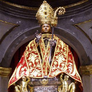 San Fermín, obispo y mártir