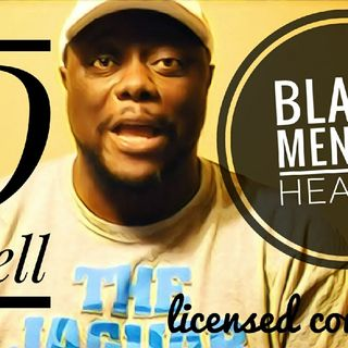 Black Mental Health D Derell On Information Man Show